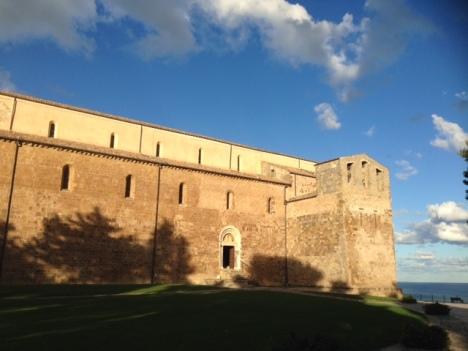 abbazia san giovanni venere